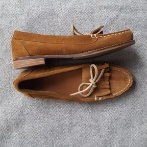 Lucky Brand Moccasin Loafers
